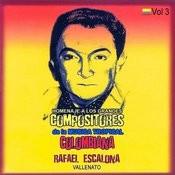 Homenaje A Los Grandes Compositores De La Música Tropical Colombiana Volume 3 Songs