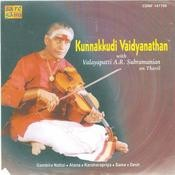 Kunnakudi With Thavil A R Subramaniam Songs