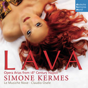 Lava - Opera Arias From 18th Century Naples Songs