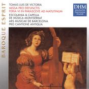 Tomas Luis De Victoria: Missa Pro Defunctis Songs