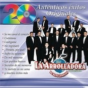 20 Auténticos Éxitos Originales - La Arrolladora Banda El Limón De René Camacho Songs