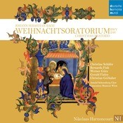 Bach: Christmas Oratorio Songs