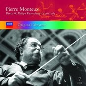 Pierre Monteux - Recordings 1956-1964 (7 Cds) Songs