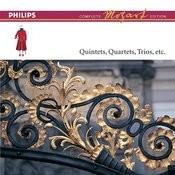 Mozart: Complete Edition Box 6: Quintets, Quartets etc Songs