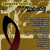 The Very Best: Juliette Greco Songs