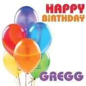 Happy Birthday Gregg Songs
