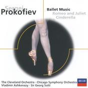 Prokofiev: Romeo & Juliet/Cinderella (highlights) Songs