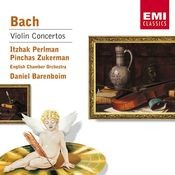 Bach: Violin Concertos Songs
