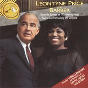 Leontyne Price Sings Barber Songs