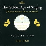 The Golden Age Of Singing, Vol. 2 Songs
