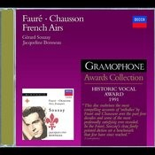 Fauré/Chausson: French Airs Songs