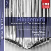 Hindemith: Kammermusik 1-7 & Der Schwanendreher Songs