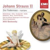 Strauss: Die Fledermaus - Highlights Songs