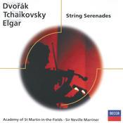 Dvorak & Elgar & Tchaikovsky: Serenades for Strings Songs