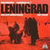 Shostakovich : Symphony No.7, 'Leningrad' Songs