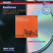 Beethoven The Late String Quartets Songs