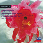 The World of Bizet Songs