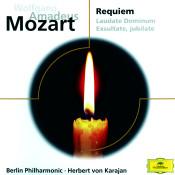 Mozart: Requiem; Laudate Dominum; Exsultate, jubilate Songs