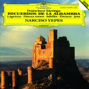 Tarrega Recuerdos De La Alhambra Lagrima Danza Mora Adelita Pavana Jota Songs