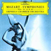 Mozart W A Symphonies Nos 29 33 Songs