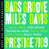 Bags' Groove (RVG Remaster) Songs