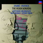 Fauré: Violin Sonata in E minor / Franck: Violin Sonata in A etc. Songs