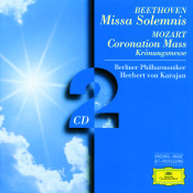 Beethoven Missa Solemnis Mozart Coronation Mass Songs