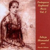 Portuguese Keyboard Music Vol.2 Songs