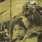 Music Of Guatemala, Vol.1 Songs