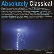 Mozart: Concerto For Flute & Harp No.1, Piano Concerto No.23, Horn Concerto No.2, Et Al. Songs