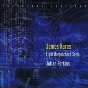James Nares: Eight Harpsichord Setts Songs