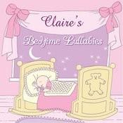 Claire's Bedtime Album Songs