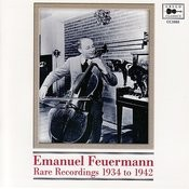 Feuermann Rare Recordings Songs