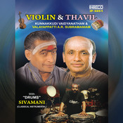 Violin & Thavil Songs