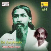Words Of Sri Aurobindo - Vol - 2 Songs