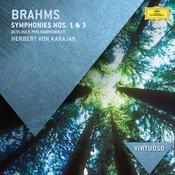 Brahms: Symphonies Nos.1 & 3 Songs