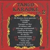 Tango Karaoke Vol.2 Songs