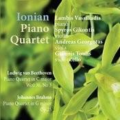 Ionian Piano Quartet Songs