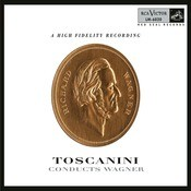 Toscanini Conducts Wagner Songs
