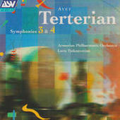 Terterian: Symphonies 3 & 4 Songs