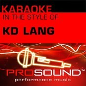 Constant Craving (Karaoke Instrumental Track)[In The Style Of Kd Lang] Song
