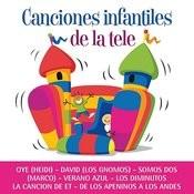 Canciones Infantiles De La Tele Songs