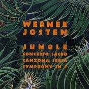 Music Of Werner Josten Songs