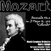 Mozart: Serenade No.4 In D Major K. 203
