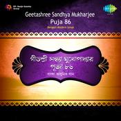 Geetashree Sandhya Mukharjee - Puja 86 Songs