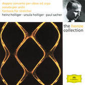 Henze: Double Concerto for Oboe, Harp and Strings; Sonata for Strings; Fantasia for Strings Songs