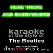 Here There And Everywhere (Originally Performed By The Beatles) [Karaoke Audio Version] Song