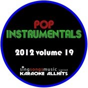 2012 Karaoke Pop Instrumentals, Vol. 19 Songs