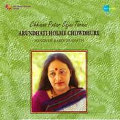 Noy E Madhur Khela - Arundhati Holme Chowdhury And Shivaji Chatterjee Songs