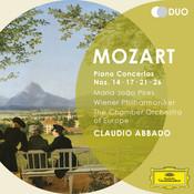 Mozart: Piano Concertos Nos.14, 17, 21 & 26 Songs
